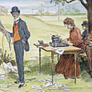 Gibson Art, 1903 Art Print