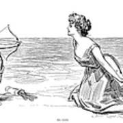 Big Game, 1900 Art Print