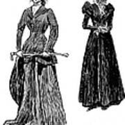 Gibson: Grandmother, 1897 Art Print