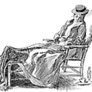 Gibson: Woman, 1898 Art Print