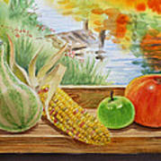 Gifts From Fall Art Print