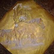 gilded Brabant Art Print