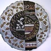 Gingko Biloba Art Print