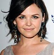 Ginnifer Goodwin Wearing Daniel Art Print by Everett