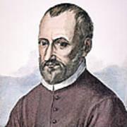 Giovanni Palestrina Art Print