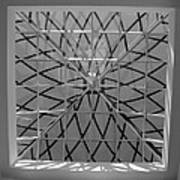 Glass Celing Art Print