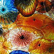 Glass Garden Art Print