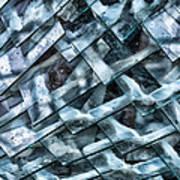 Glass Scales Art Print