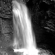 Glencar Waterfall Art Print