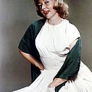 Gloria Grahame, Ca. 1950s Art Print