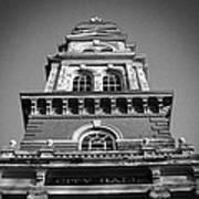 Gloucester City Hall Art Print by Matthew Green