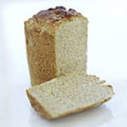 Gluten-free Bread Art Print