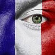 Go France Print by Semmick Photo