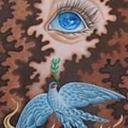 God Part II Art Print