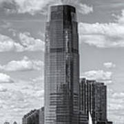 Goldman Sachs Tower Iv Art Print