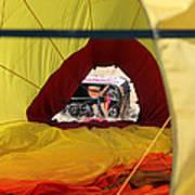 Gondola Envelopment Art Print