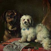 Good Companions Art Print by Earl Thomas