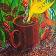 Good Morning Joe Art Print