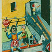 Good Samaritans Art Print