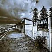 Goolwa Station Art Print