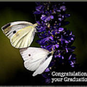 Graduation Congratulations Art Print