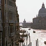 Grand Canal Venice 01 Art Print