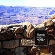 Grand Canyon 35 Art Print