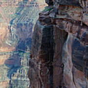 Grand Canyon Close Enough Art Print