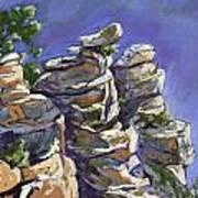 Grand Canyon Morning Light Art Print