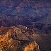 Grand Canyon Panorama Art Print by Andrew Soundarajan