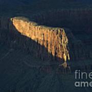 Grand Canyon Point Of Light Art Print