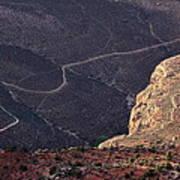 Grand Canyon Trail Art Print