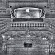 Grand Central Terminal East Balcony II Art Print