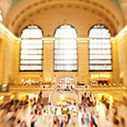 Grand Central Terminal New York City Art Print
