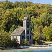 Grand Island E Channel Lighthouse 2 Art Print