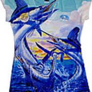 Grand Slam Ladies Shirt Art Print