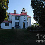 Grand Traverse Lighthouse Art Print