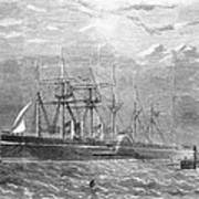 Great Eastern, 1860 Art Print
