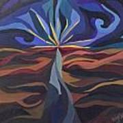 Great Light Dawns Art Print