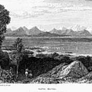 Greece: Levkas, 1832 Art Print