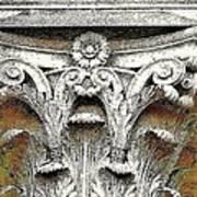 Greek Column Art Print
