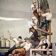 Gropper: Dam, 1939 Art Print