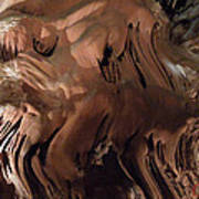 Grotte Magdaleine Inspiration Region Ardeche France Art Print
