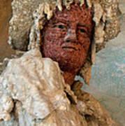 Grotto Buontalenti Art Print