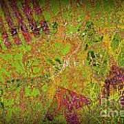 Grunge Background 4 Art Print