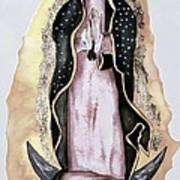 Guadalupe Art Print by Myrna Migala