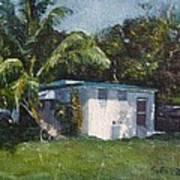 Guest House In Aguada Art Print