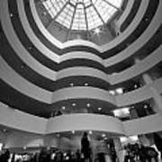 Guggenheim 2 Art Print