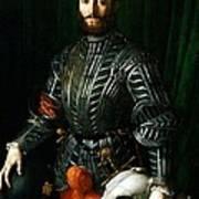 Guidubaldo II Della Rovere Art Print