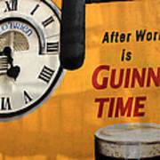 Guinness Beer 1 Art Print